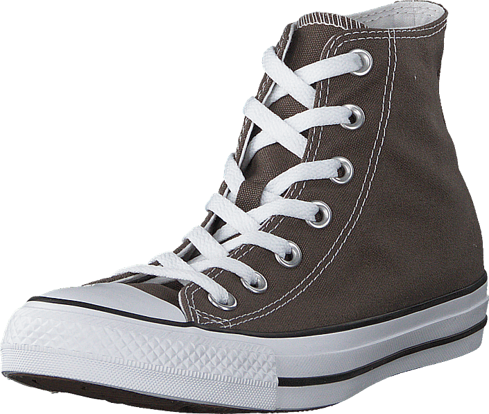 Chuck Taylor All Star Hi Canvas Charcoal