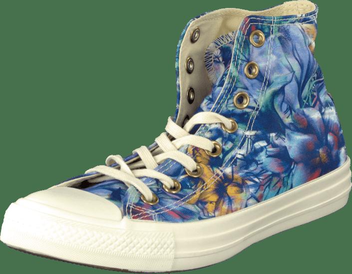 Converse - Chuck Taylor All Star Hi Seasonal Print Flower