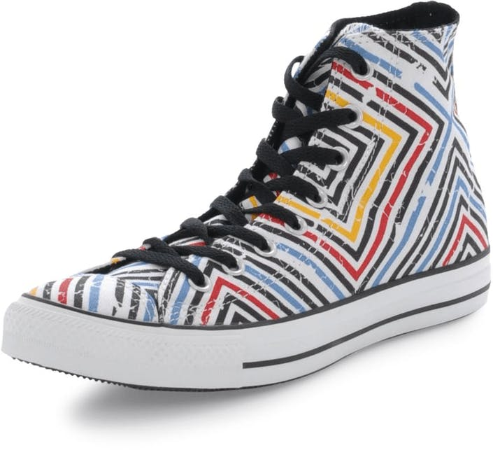 Osta Converse Chuck Taylor All Star Square Patterned siniset Kengät ... 8df91a1325