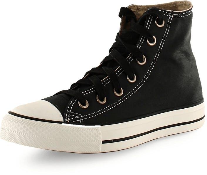 Osta Converse Chuck Taylor AS Gusset Tongue Black mustat Kengät ... bb88a9e70f