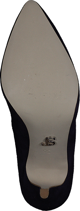 Low Heels Blå Purple Sko Heel Dark Online Kjøp Supertrash Pump PwqYxz4E