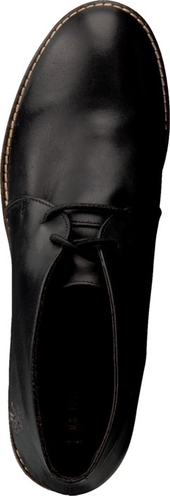 Sko Online Polo Sorte Black s Highboots Carrie U Assn Kjøp E0qxpHw88