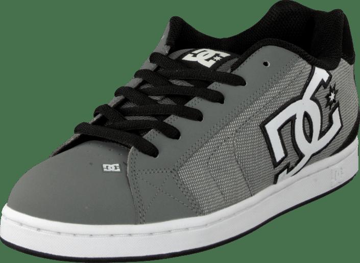 Osta DC Shoes Net Se Shoe Grey Grey Black Harmaat Kengät Online ... 4cc627e602