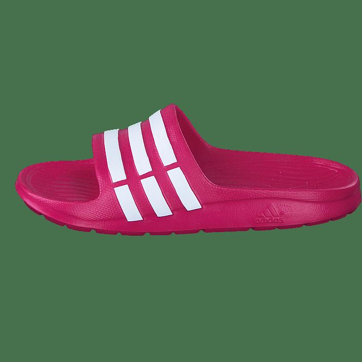 e329562462a6a Buy adidas Sport Performance Duramo Slide K Pink pink Shoes Online ...