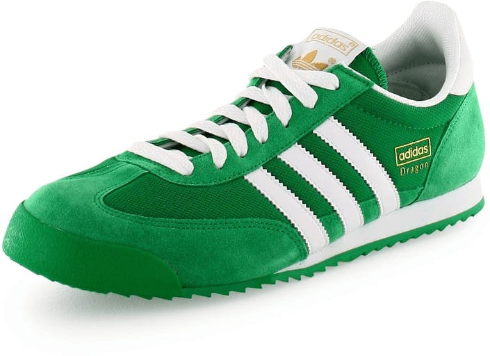 adidas originals dragon green