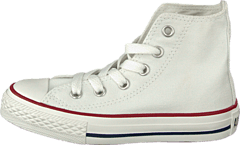 Chuck Taylor All Star Hi Kids White