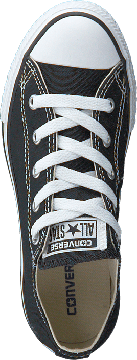 37737afc25b06 Buy Converse Chuck Taylor All Star Low Kids Black blue Shoes Online ...