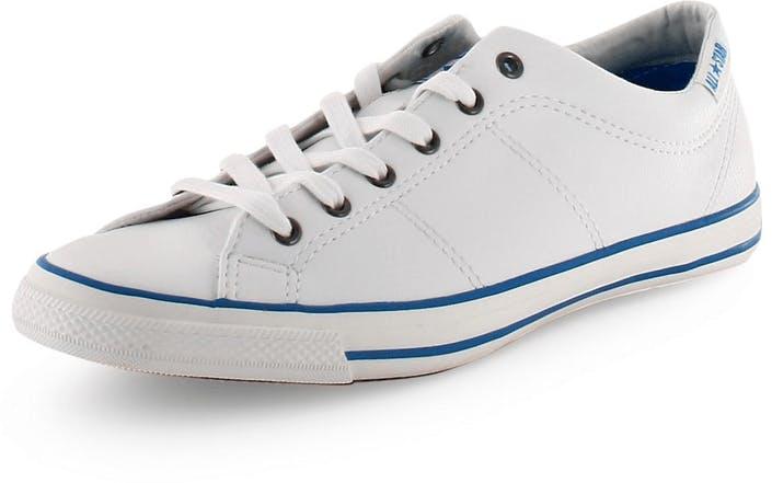 b3502898c19a Köp Converse All Star Basic Ox White Clois blåa Skor Online