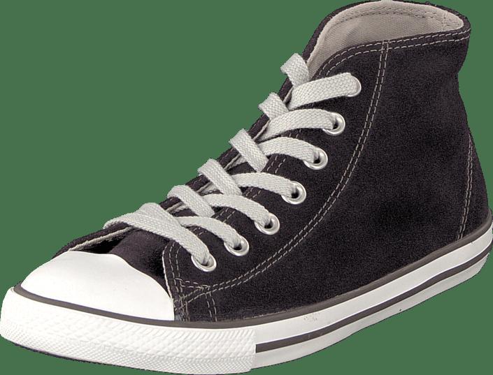 38a9c589badd8d Buy Converse Chuck Taylor Dainty Mid Rabbit black Shoes Online ...