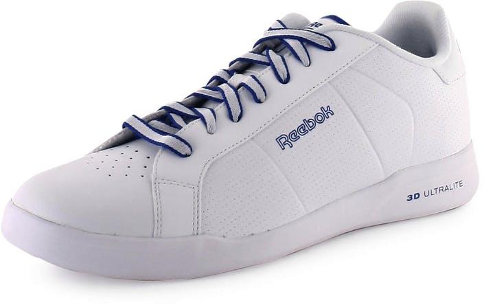 2a2ac213d490 Buy Reebok NPC II Ultralite White Reebok Royal blue Shoes Online ...
