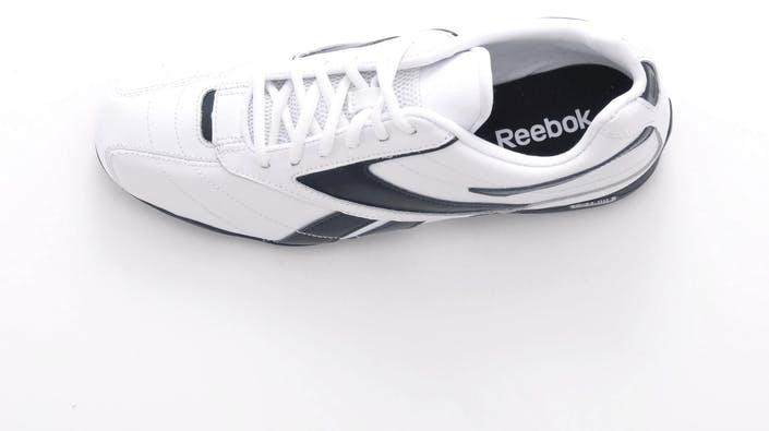 88abc6ba41d8 Buy Reebok City Trainer White Navy blue Shoes Online