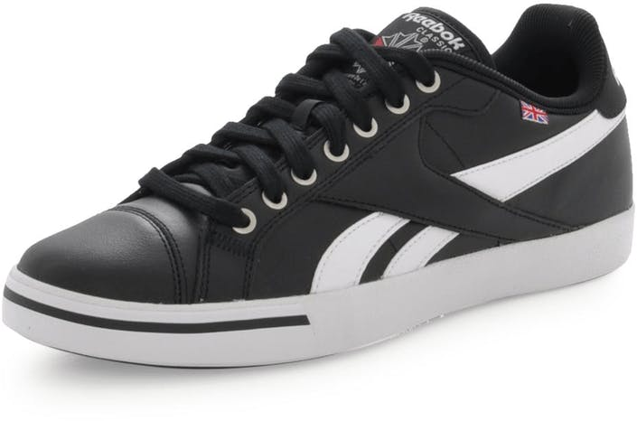 20b441d9fc4 Kjøp Reebok Tennis Vulc Low Black/White/Rbk Red sorte Sko Online ...