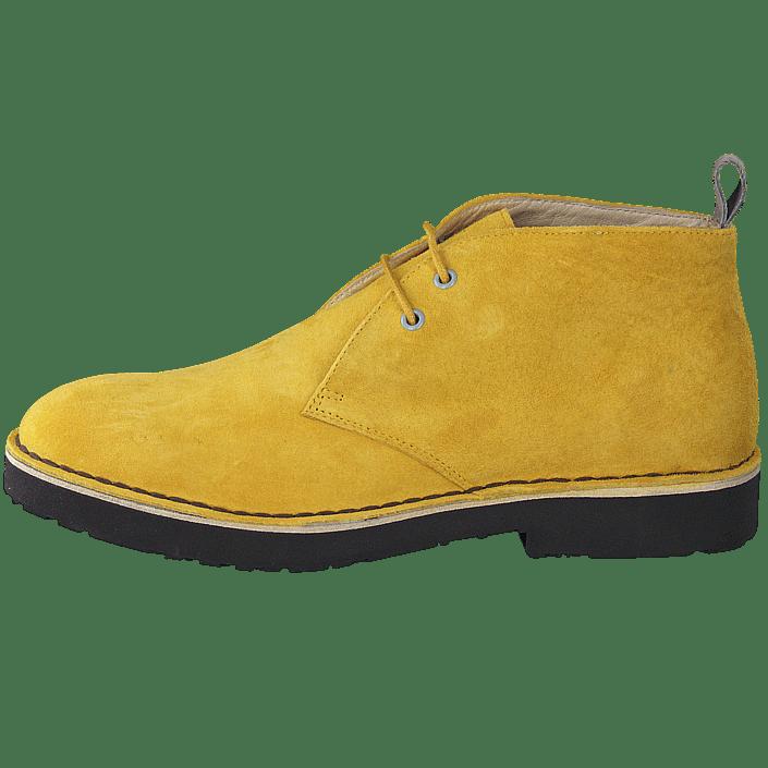 Kjøp Hush Puppies Quadro Yellow sko Online | FOOTWAY.no