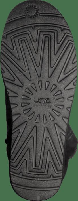Försäljning Damskor Köp UGG Bailey Button svarta Skor Online