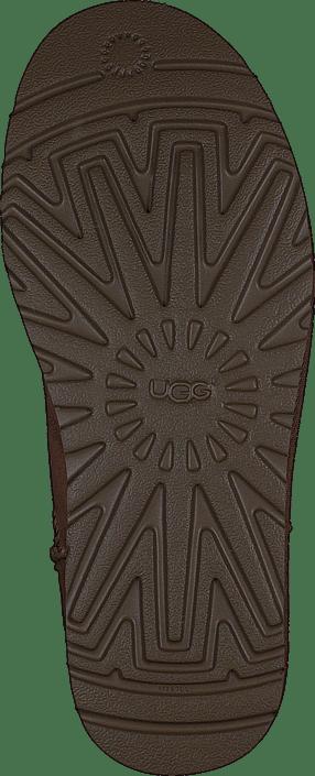 Kjøp Ugg Classic Short M's Chestnut Sko Online