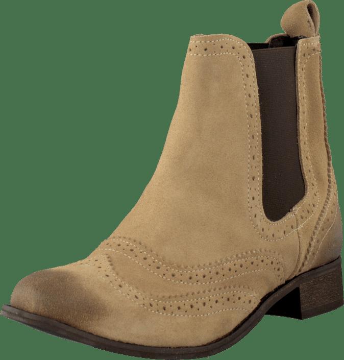 Chelsea Boot Nome Beige Boots Online Sko Kjøp BqPwn58x