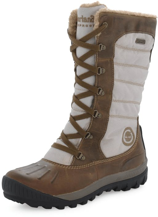 5b64ff8457e Köp Timberland Mt. Holly Tall Lace Duck Boot Brown bruna Skor Online ...