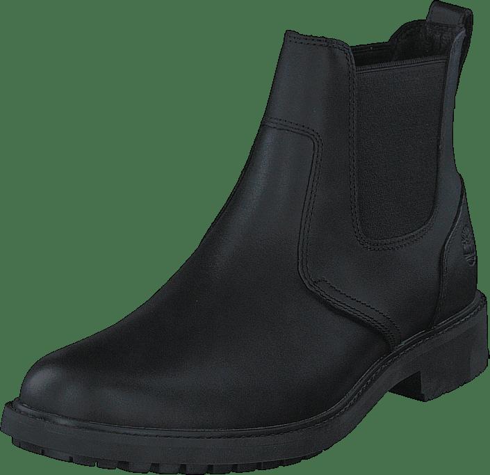 Stormbuck Chelsea Boot Black SMTH
