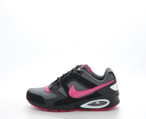 new arrival dd68a c7b2a Buy Nike Air Max Chase Leather (GS) Drkgry-Frbrry grey Shoes Online    FOOTWAY.co.uk