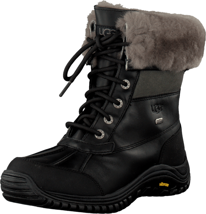 Adirondack Boot II Black/Grey