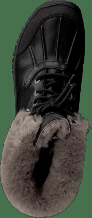 Kjøp Ugg Adirondack Boot Ii Black/grey Sko Online