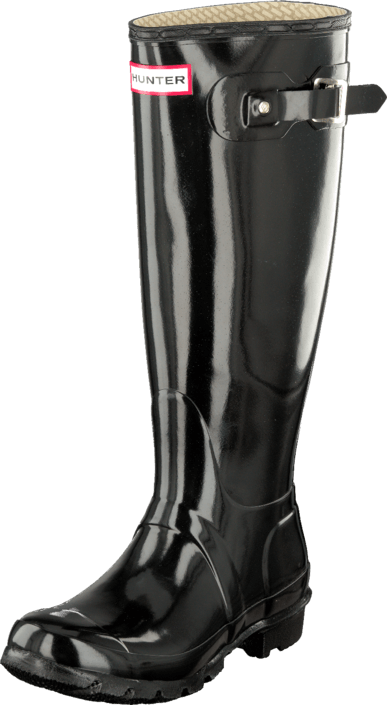 Hunter - Original Tall Gloss Black