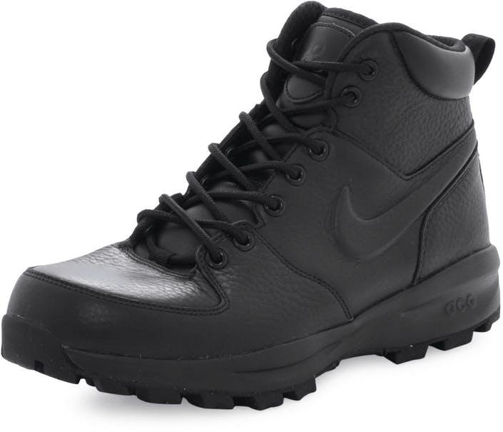 Buy Nike Nike Manoa WS Black black Shoes Online  98a77e23b9