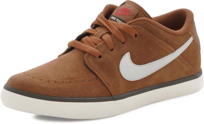 Nike Suketo Leather Brown