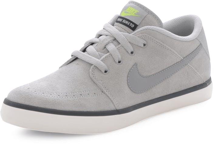 Nike Suketo Leather Granit Mid Grey