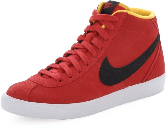 best sneakers f8649 96b69 Nike - Nike Bruin Mid Red-Black