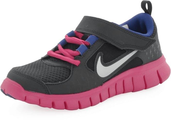 new concept af360 abb73 Kup Nike Nike Free Run 3 (PSV) Black-Pink różowe Buty Online ...