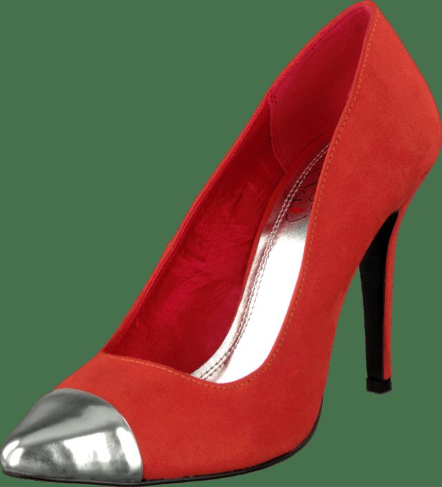 Orange Pumps Kjøp Heels Røde China Online Sko Girl Pointy w11qUxnpF