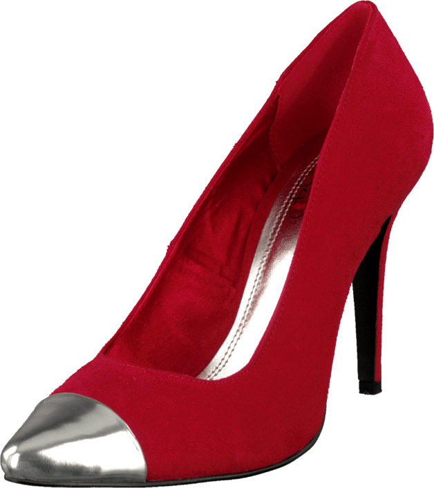 China Girl - Pointy Pumps Red