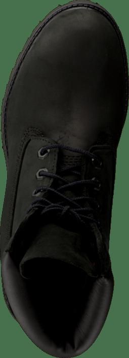 6 Inch Premium Boot Black