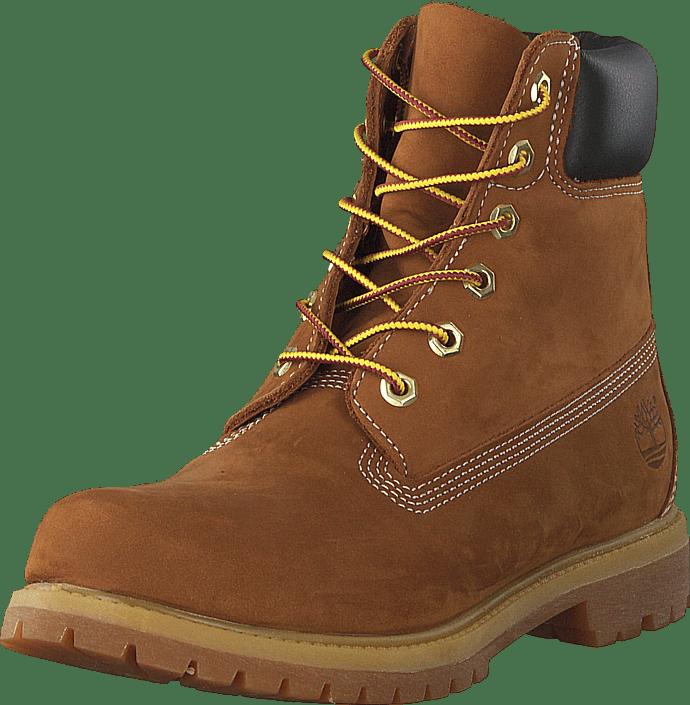 6 Inch Premium Boot Rust