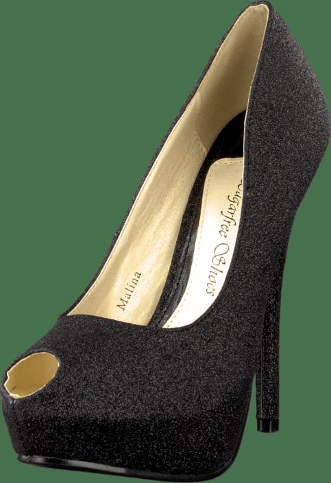 Sko Online Grå Kjøp Malina Heels Sugarfree Shoes wvXFXI