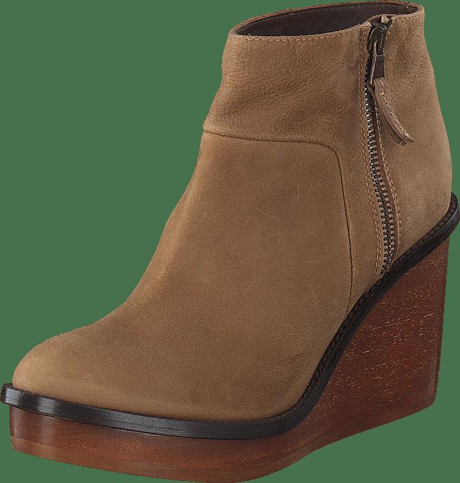 Kjøp Brune Highboots Online Matt Leather Whyred Aline Sko T7wxrZ1Tq