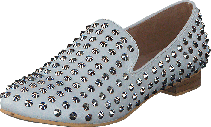 Fashion By C - Rivet Boot White