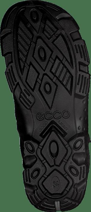Ecco - SNOWBOARDER BLACK/MOCHA/MOCHA