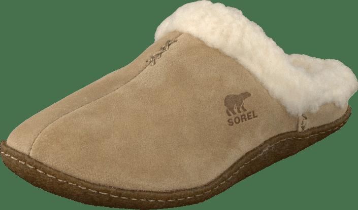Sandals Slide Sorel Kjøp Beige Nakiska Online Sko BaY7vqEW7