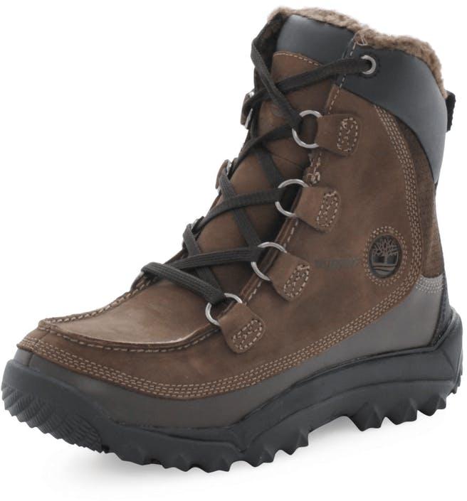 Ridge WP Boot Timberland Premium brune Brown Sko Dark Kjøp Rime FTP bWHYeED29I