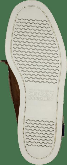 Sebago - Docksides Brown/White