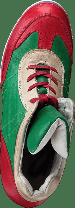 Ten Points - Pastilha Red/Green/Beige