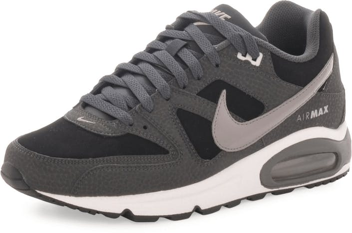 82ef9d9d Köp Nike Air Max Command Leather Black-Sprtgr gråa Skor Online ...