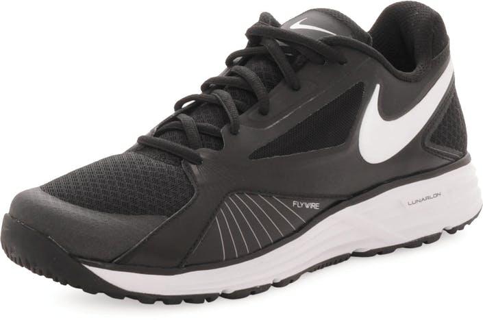 new product 26683 819fb Nike - Nike Lunar Edge 15 BLACK-WHITE