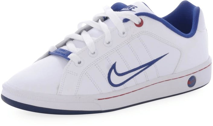 great fit 93d1c 751fc Nike - Court Tradition 2 Plus (GS) WHITE-WHITE