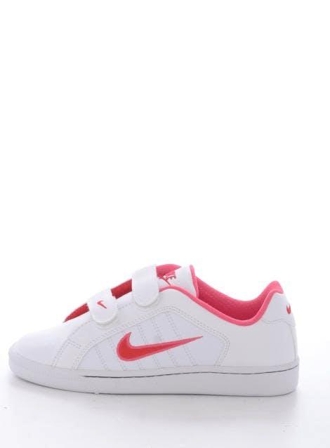 pretty nice eb627 b8aad Kjøp Nike Court Tradition 2 Plus (PSV) WHITE-HYPRRD Rosa Sko Online   FOOTWAY.no
