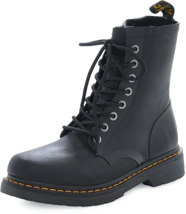 85f3e5060ea76a Buy Dr Martens DRENCH RUBBER MATT BLACK black Shoes Online