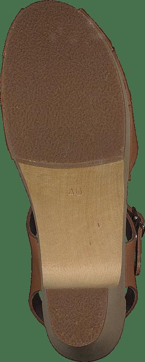 Swedish Hasbeens - Peep toe super high nature