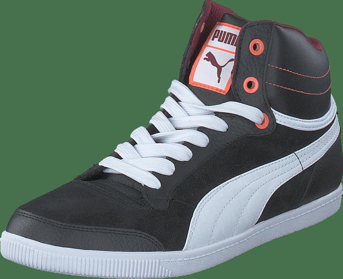 Puma - Glyde Court Wn's Blk/Wht